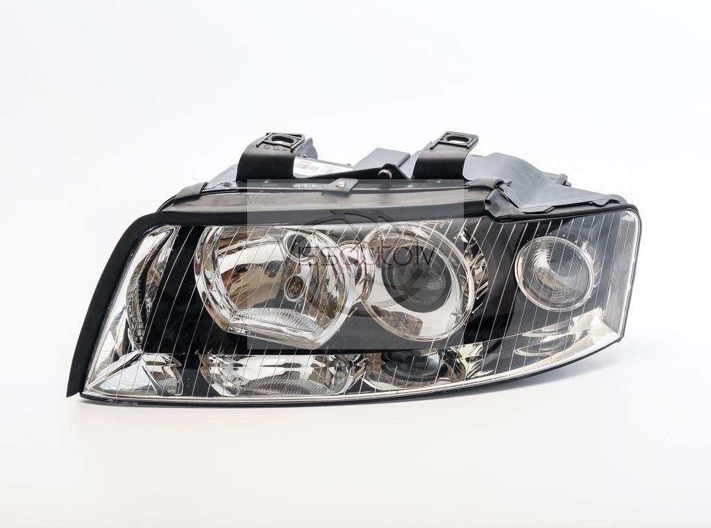 Far XENON D1S/H7 cu semnalizator, STG. Audi A4 B6