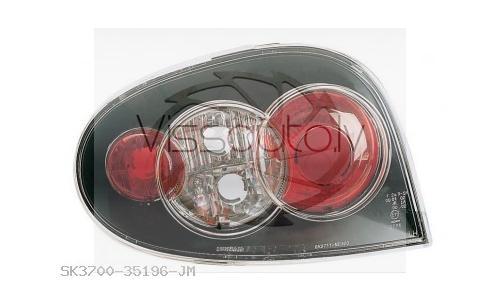 RENAULT MEGANE 95->98 Luktura tips:Aizmugurējie lukturi  attēls