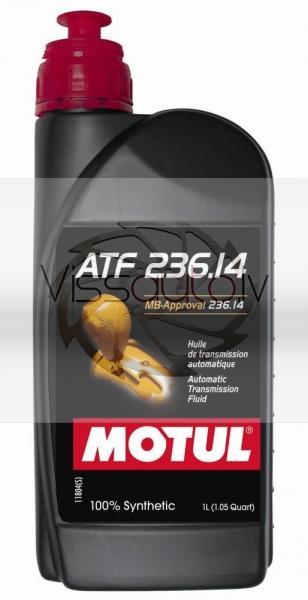 MOTUL MB 236.14 ATFw 1L Transmisijas eļļa