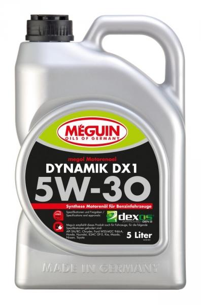 MEGUIN DYNAMIK DX1 5w30 1L Motoreļļa