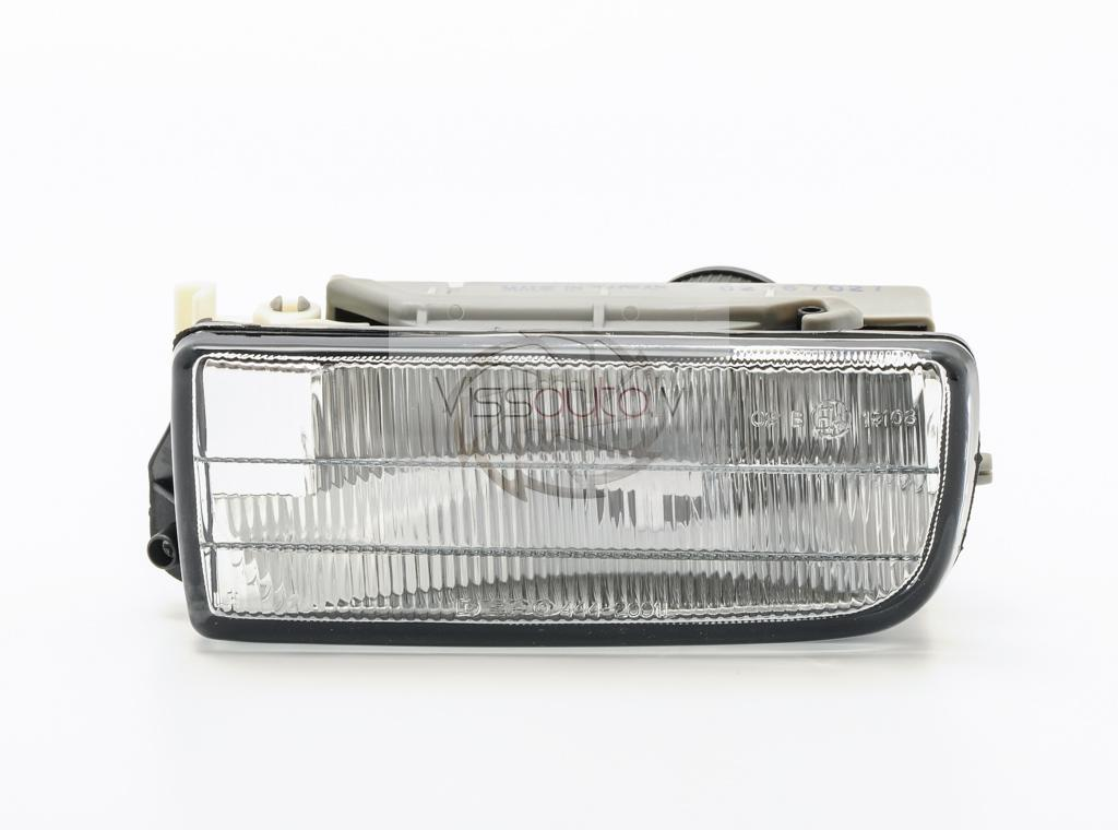 Фары противотуманные peugeot 206 98- прожектор, хром