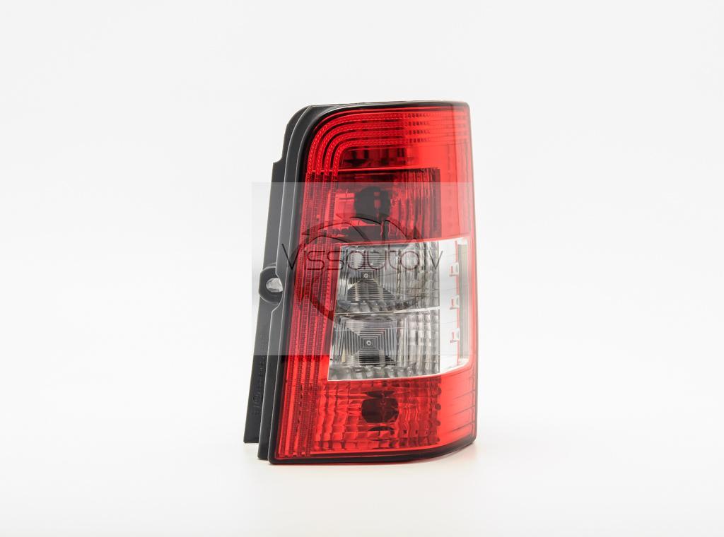 PEUGEOT PARTNER Peugeot Partner 02-> aizmugures lukturis 2D R 06->08 MARELLI LLE931 R