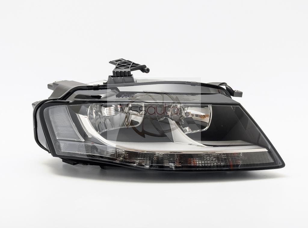 Far dreapta H7/H7 cu LED Audi A4 B8 reglaj automat