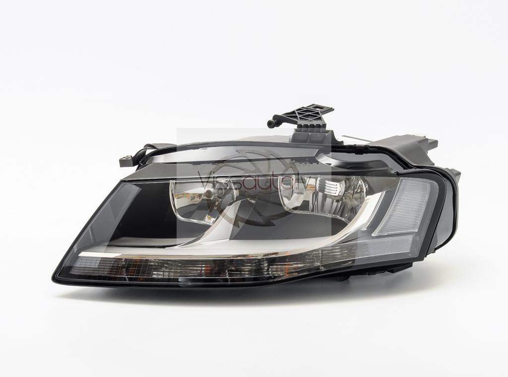 Far Stanga H7/H7 cu LED Audi A4 B8 reglaj automat