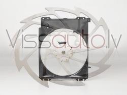 SUBARU FORESTER Subaru Forester 97->02 ventilators, komplekts TW SB65-004-A0